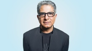 Breathwork for Well-being with Deepak Chopra