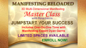 Manifesting Reloaded Master Class Course